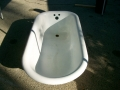 Claw Foot Tub (Before)